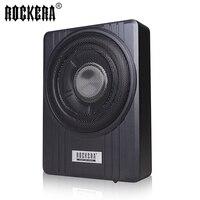Россия Бесплатная доставка большая акция 10 дюймов под комплект сабвуфер Super Bass Car Audio Динамик активный НЧ
