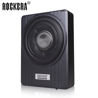 Russia Free Shipping Big Promotion 10 Inch Under Set Subwoofer Super Bass Car Audio Speaker Active