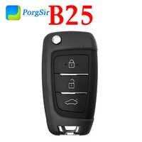 KEYDIY 3 Button B25 KD Universal Remote Control Key for KD900 KD-X2 KD mini URG200