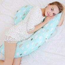Подушка для тела для беременных, многофункциональная подушка для кормления грудью, h-образная Подушка для беременных женщин, подушка для поддержки талии живота, постельные принадлежности