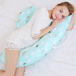 Pregnancy Body Pillow Multifunction Breastfeeding H Shape Maternity Pillows Pregnant Women Waist Abdomen Support Cushion Bedding