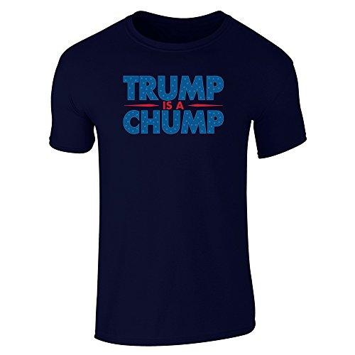 font b Custom b font Fit Graphic Tees Trump Is A Chump Short Sleeve font