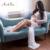 Artsu 2017 mulheres grávidas maxi ver através floral elegante do laço longo dress sexy festa à noite de verão vestidos vestidos asdr20033
