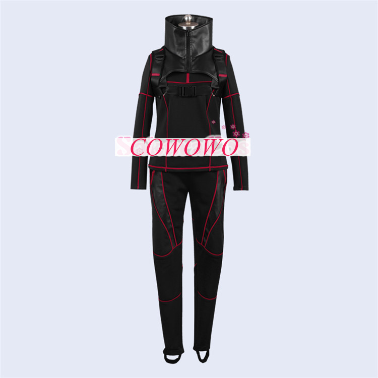 Anime Kamen Rider Zi O Myoukouin Geiz The Future Clothing Battle Suit Gothic Uniform Cosplay Costume