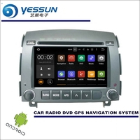 YESSUN Wince / Android Car Multimedia Navigation System For Hyundai Sonata NF 2006~2008 / CD DVD GPS Player Navi Radio Stereo HD
