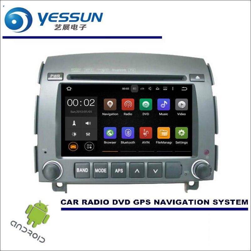YESSUN Wince/Android Système de Navigation Multimédia De Voiture Pour Hyundai Sonata NF 2006 ~ 2008/CD DVD GPS Lecteur navi Radio Stéréo HD