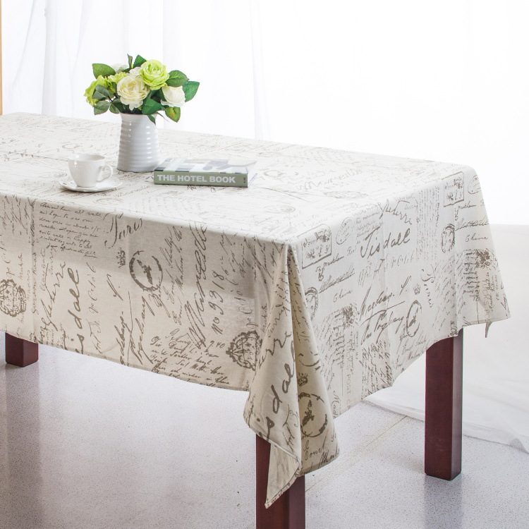 Buy linen table cloth european style - Manteles para mesa ...