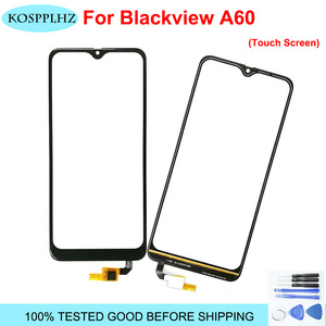 original new Touch Screen For Blackview A60 Touch Screen Panel Glass Lens Digitizer Sensor a 60 Free Tools+Adhesive