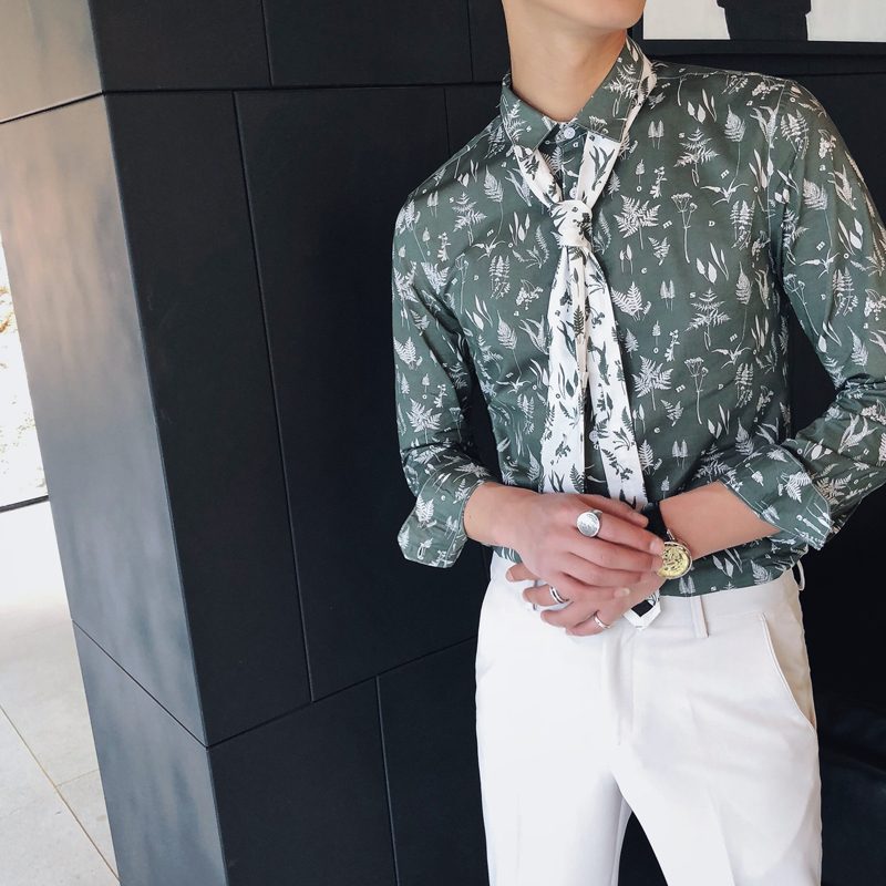 Hohe Qualität Solide Alle Spiel Shirt Männer Marke Neue Slim Fit Lässig Sozialen Shirts Männer Kleidung 2019 Langarm Formale Tragen Smoking Schnelle Farbe Herrenbekleidung & Zubehör Hemden