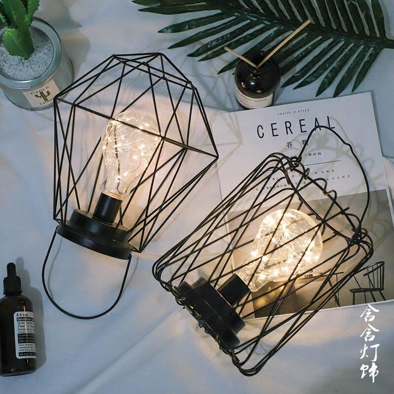 Украшения дома просто гладить, ночь ночники Ins же сердце девушки лампа маятник реквизит.