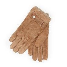 Autumn Winter New Women Gloves Fashion Suede Warm Windproof