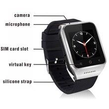 ที่มีคุณภาพสูงZGPAX S8มาร์ทโฟนโทรศัพท์นาฬิกาสมาร์ทหุ่นยนต์4.4 MTK6572 Dual Core 1.5นิ้วWIFI GPS 2.0MPกล้องGSMบลูทูธ