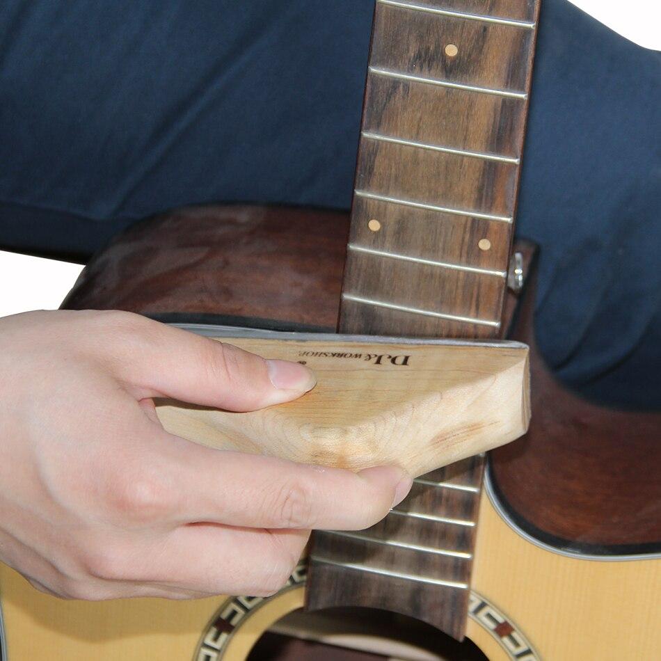 Guitar Fret Polish Tool / gitaros valymo ir priežiūros įrankis - Muzikos instrumentai