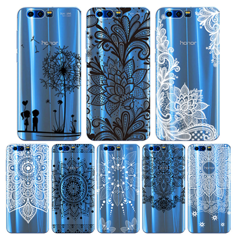 Soft TPU Phone Cover for <font><b>Huawei</b></font> <font><b>Honor</b></font> 9 V9 Painted <font><b>Case</b></font> for <font><b>Huawei</b></font> <font><b>Honor</b></font> Play 10 V10 <font><b>Silicone</b></font> for <font><b>Honor</b></font> 7A 7C <font><b>7X</b></font> 8X V9 Fundas image