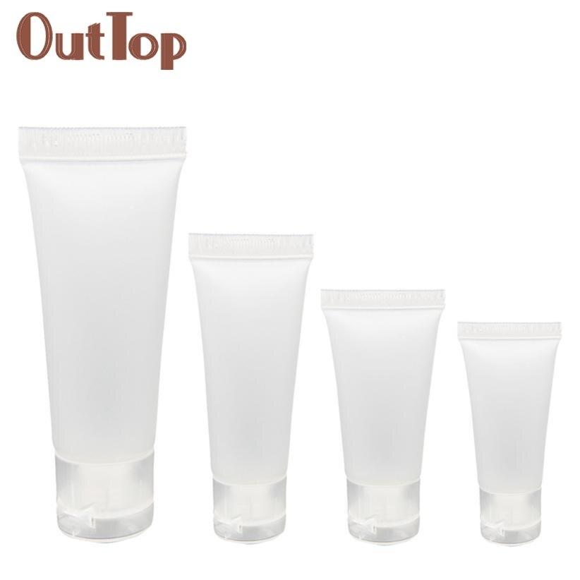 Empty Tubes Cosmetic Cream Travel Lotion Containers Bottle 0328A5Down empty cosmetic containers bottle 10gram