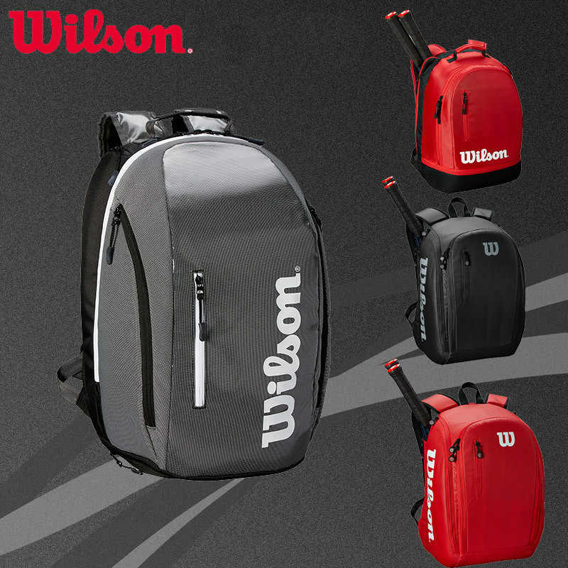 Original brand Tennis Bag Sport Backpack Racquet Sports Bag For Men Women With Shoe Storehouse