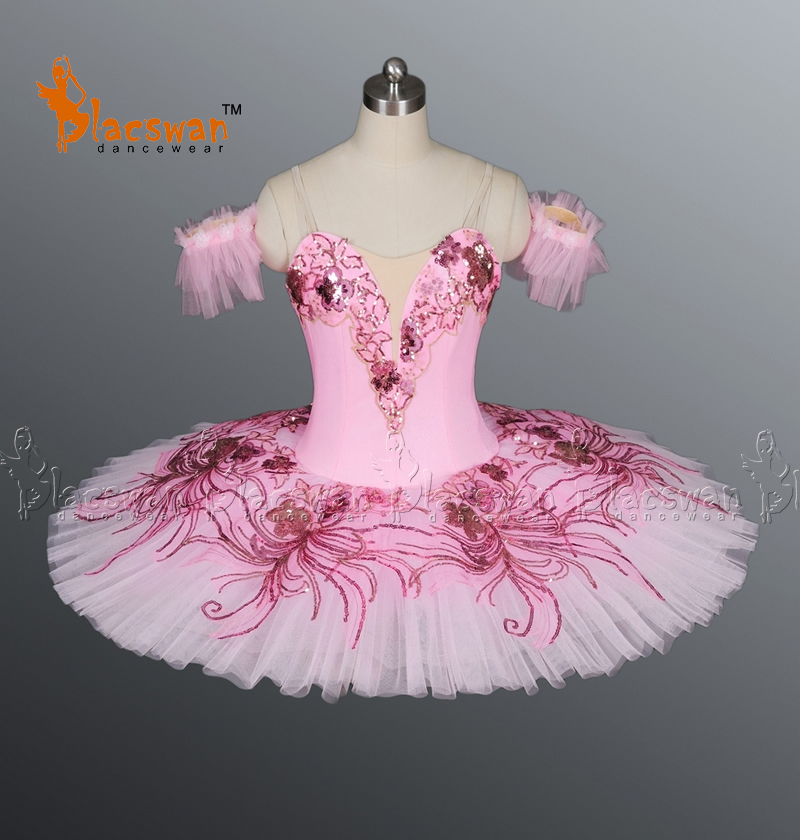 Sugar Plum Fairy Professional Pink Ballet Tutu BT663 Adult Costume Child Performance - Guangzhou Blacswan Dance & Activewear Co., Ltd. store