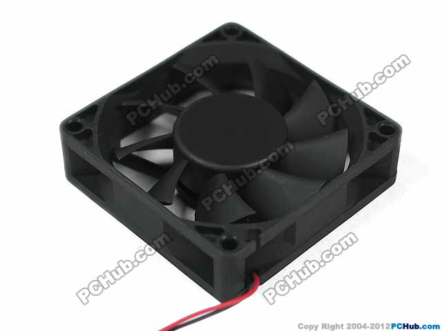 Emacro For Superred CHB7024EB-O Server Square Cooling Fan DC 24V 0.14A 70x70x20mm 2-wire emacro for psc p1124020mb1a server square fan dc 12v 100ma 1 2w 40x40x20mm 3 wire