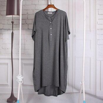b59424b60 BONJEAN Pijamas de lactancia ropa de dormir vestido de maternidad de  enfermería ropa para embarazadas las mujeres alimentación vestidos Pijamas