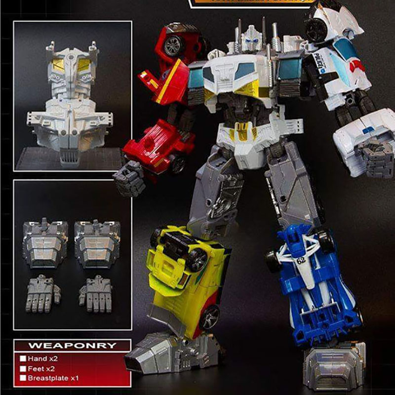 (IN STOCK) Toy PerfectEffect PE PC-08W Perfect Combiner Upgrade Kit for CW Maximus