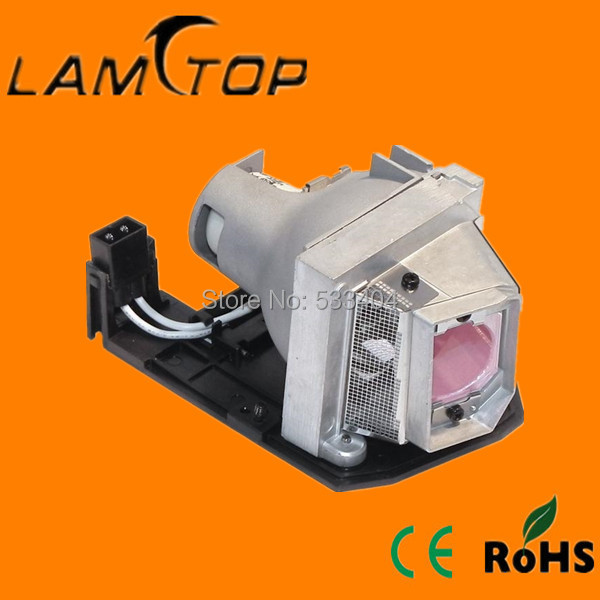 FREE SHIPPING   LAMTOP  projector lamp with housing  for 180 days warranty  POA-LMP138 for  PDG-DXL100 projector color wheel for optoma hd80 free shipping
