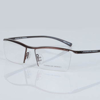 Optical Half Frame Eyeglasses 3