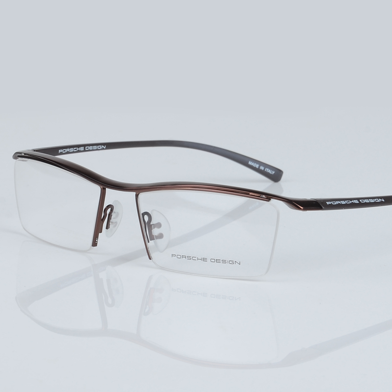 Half frame men's optical