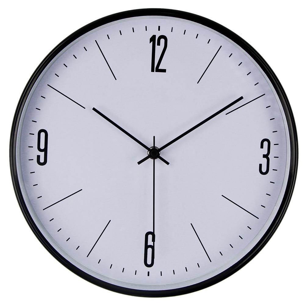 2017 new vintagemetal wall clock clock quartz reloj de for Modern living room clocks