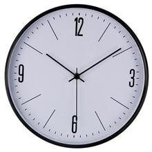 2018 New VintageMetal Wall Clock Clock Quartz Reloj De Pared Modern Wandklok for Living Room