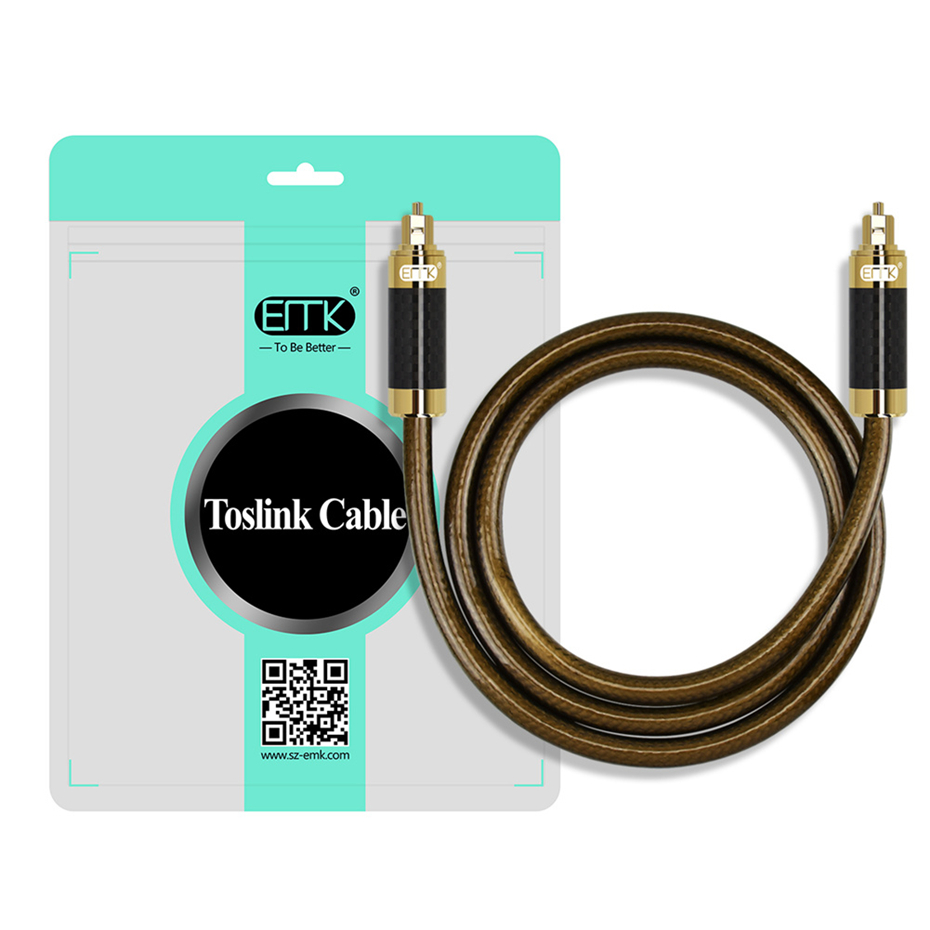 9 Toslink Audio Cable