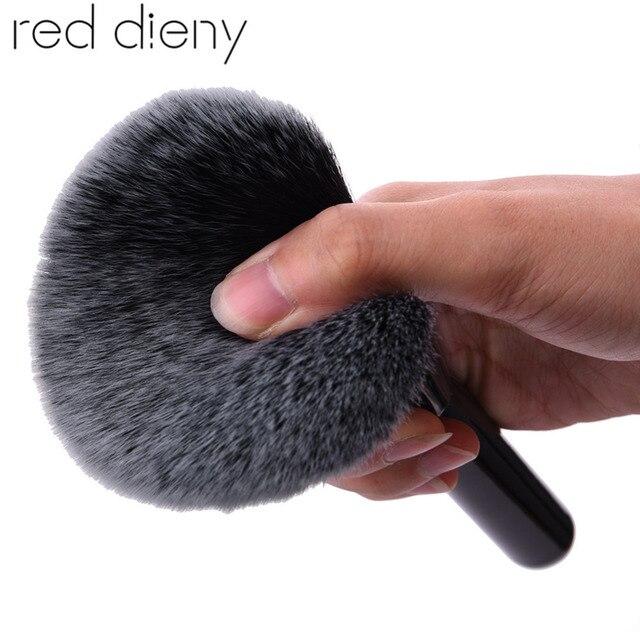 New Loose Powder Makeup Brush Beauty Tools Pro High Quality Makeup Brushes FlameHead Contour Foundation Blush Brush Makeup Tools