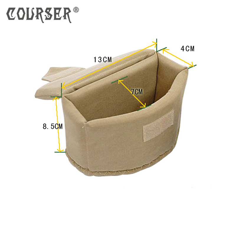 COURSERR Professional Camera/Video Bags Folding Partition Padded Camera Bag Insert DSLR Divider Protection Case C003