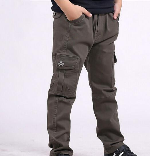 Popular Cargo Pants Boys-Buy Cheap Cargo Pants Boys lots from ...