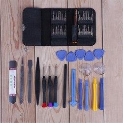 Do otwierania śrubokręt 45 w 1 narzędzie do naprawy telefonu komórkowego zestaw do iPhone'a iPad Xiaomi Tablet PC małe zabawki narzędzia ręczne zestaw