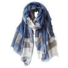 British Style Plaid Men Scarf Winter 2017 Fashion Classical for Men and Woman Imitation Cashmere Scarves
