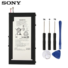 Original SONY Tablet Battery For Sony Xperia Z3 Compact Genuine Replacement With Free Tools 4500mAh