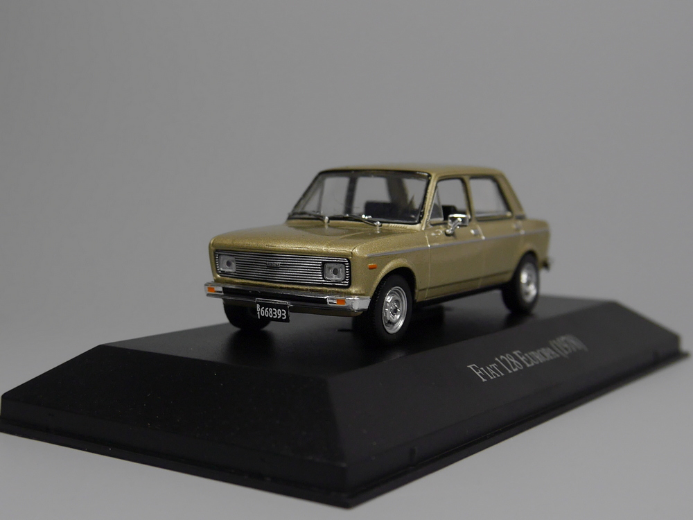 Auto Inn - ixo 1:43 Fiat 128 Europa 1978 Diecast model car насадка bosch acz100sb 2 608 661 871