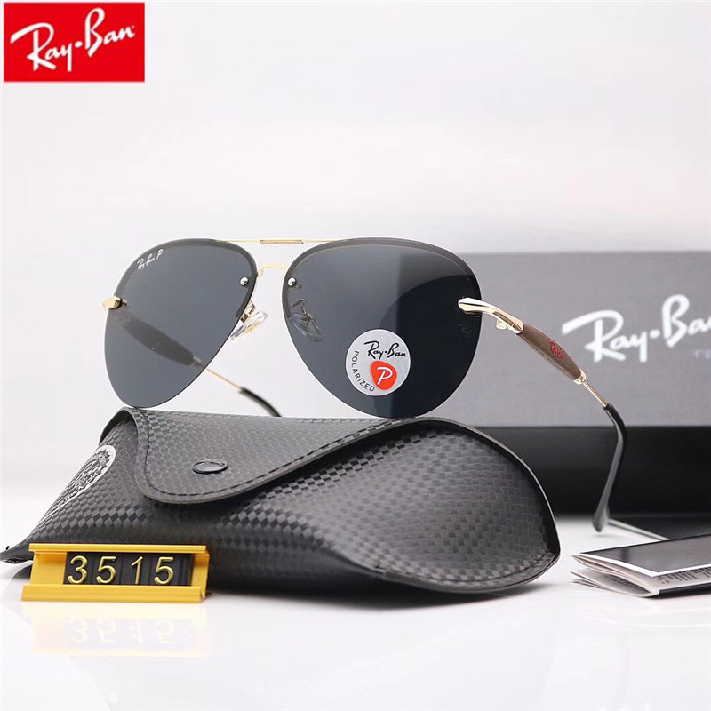 d541635e577f 2018 New Styles RayBan Outdoor Glassess,High Quality RayBan Glasses  Men/Women Retro Comfortable Sunglasses RB3515 Hiking Eyewear-in Hiking  Eyewears from ...