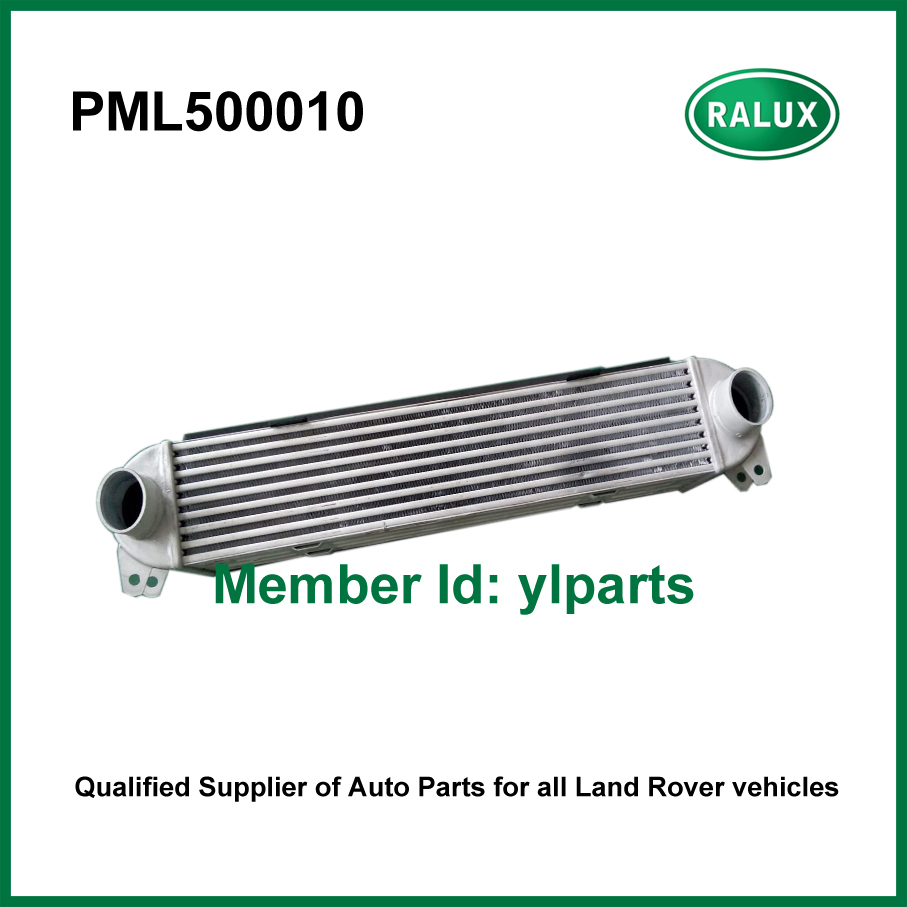 PML500010 PML500011 high quality Discovery Car Intercooler 2.7L V6 Diesel charge air cooler aftermarket engine parts wholesale high quality engine part oe 4575902 water pump for discovery 3