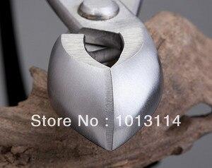 Image 4 - 205 millimetri rotonda taglierina di bordo di qualità professionale livello di funzione di round & straight edge 4Cr13MoV misti In Acciaio Inox strumenti di bonsai