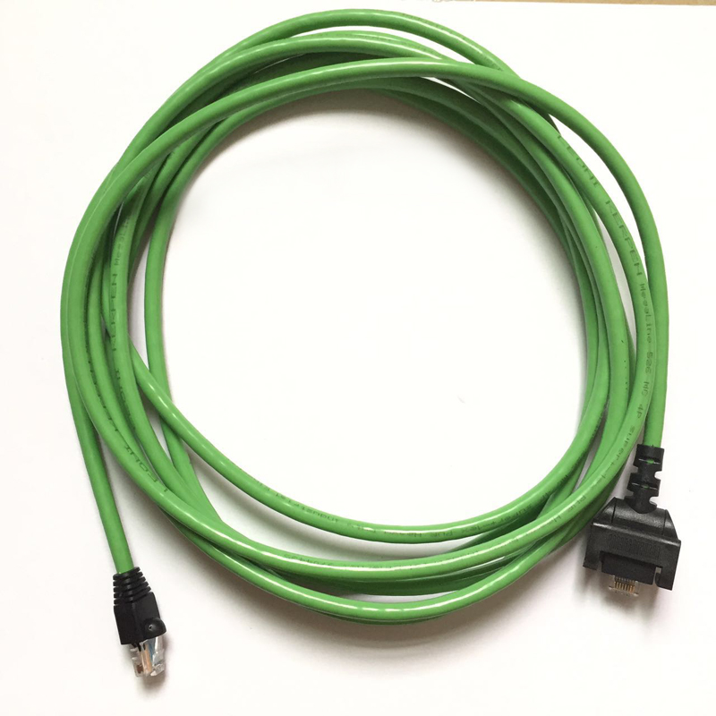 LAN Cable for SD Connect C4 Compact C5 OBD Connectors ENET Cable for Star Diagnosis Scanner Car Detector Tools
