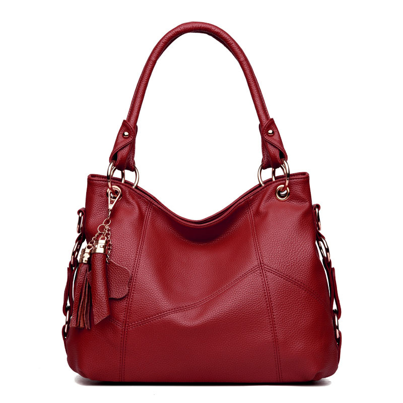 Designer Women Handbag Female Leather Bag Handbags Large Capacity Ladies Shoulder Bag Crossbody Women Bag Totes Bolsas Femininas