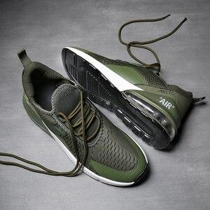 Image 4 - รองเท้าวิ่งผู้ชายผู้หญิง2020ใหม่กลางแจ้งรองเท้าผ้าใบผู้ชายรองเท้าฤดูร้อนกีฬาUnisex Breathableตาข่ายหญิงกีฬารองเท้าผู้ชาย