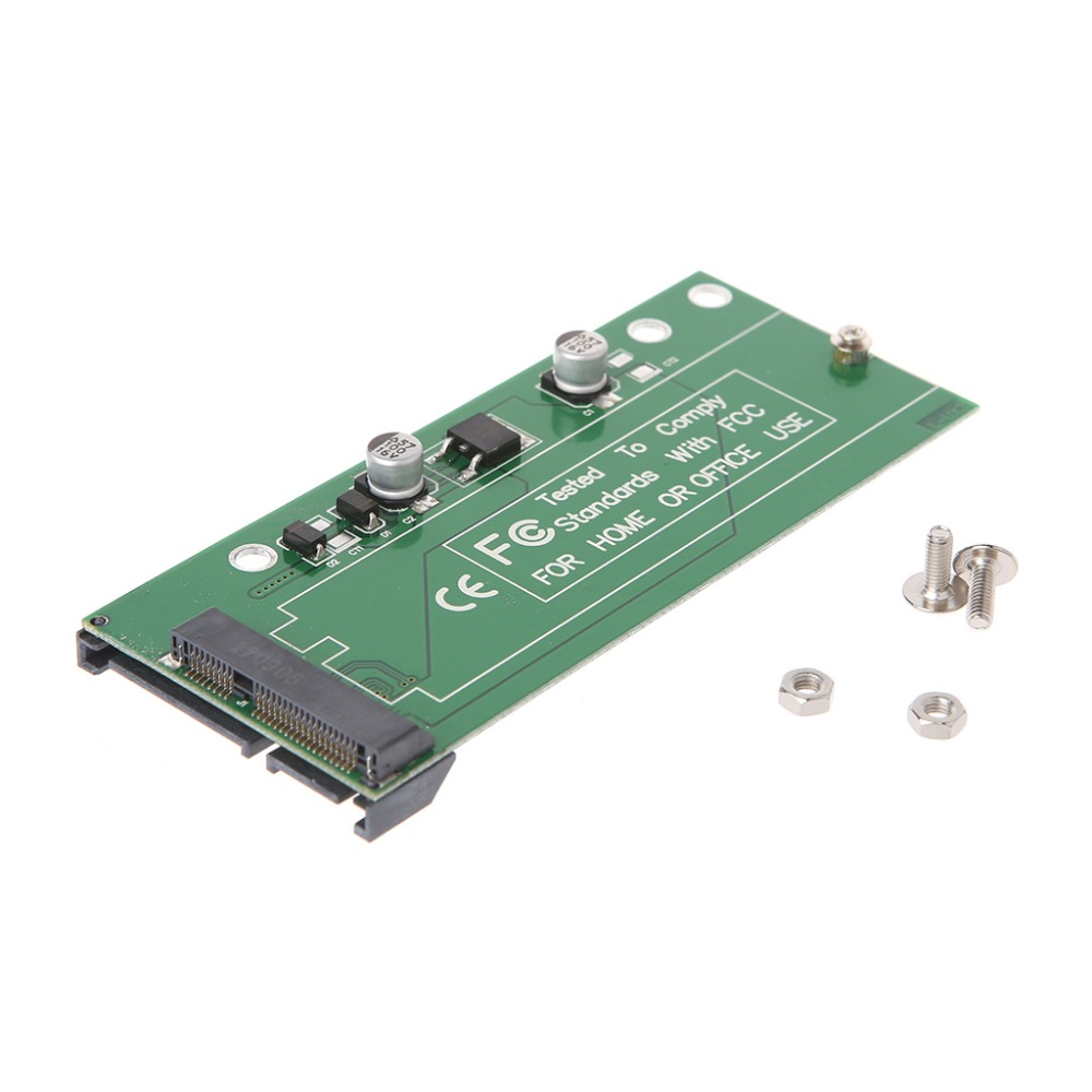 For Asus UX31 UX21 XM11 SSD To SATA Adapter Card Conversion Module Board