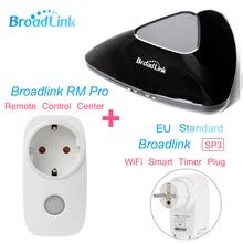 Broadlink RM PRO SP3 SP CC EU Standard Universal Remote switch Controller WiFI Smart socket Plug