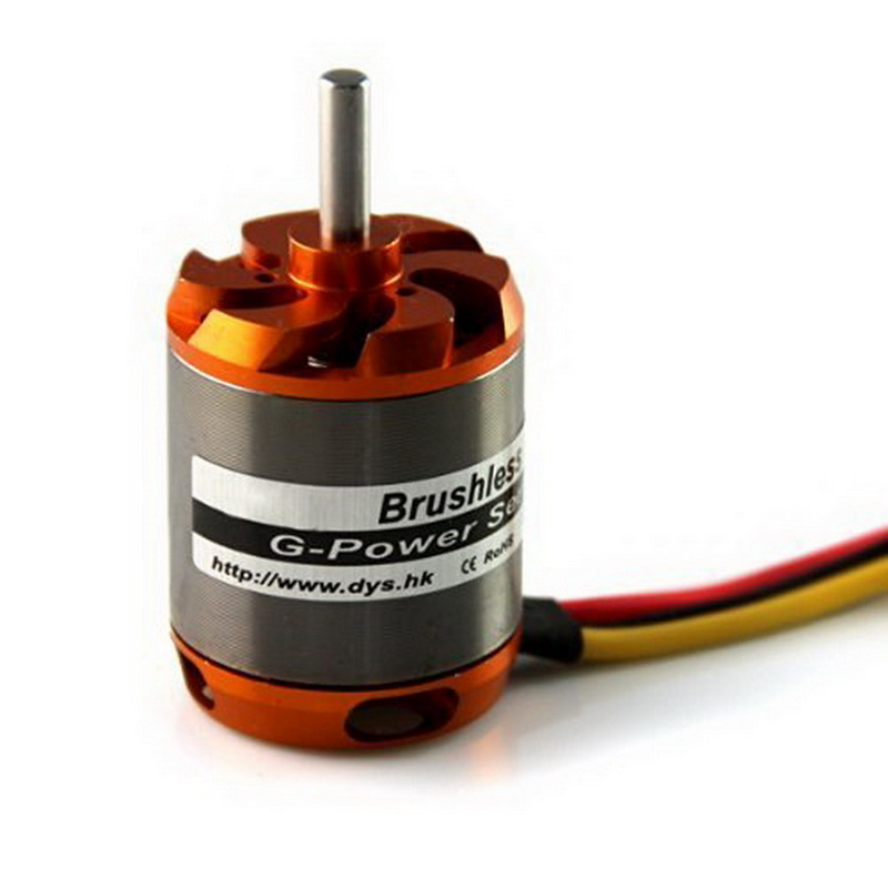 все цены на D3548-5 DYS Brushless Outrunner Motor 900 KV 70A ESC Aircraft Accessories онлайн
