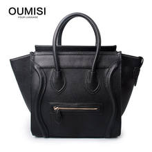 Crossbody Shoulder Tote Bag Large SIZE New Women Luxury Classic Designer  Celebrity Smile Face Smiley Handbag d6e360c552288