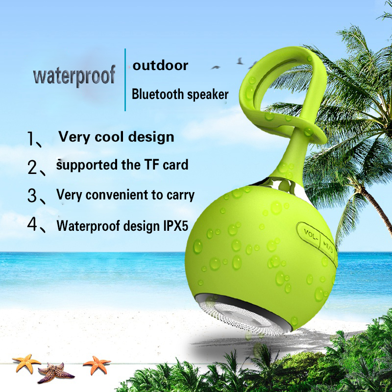 Outdoor sports wireless bluetooth small font b speaker b font portable waterproof bicycle riding sound box