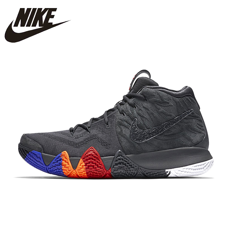 49722718a547 Detail Feedback Questions about NIKE KYRIE 4 EP Original Mens Basketball  Shoes Breathable Height Increasing Stability Support Sports Sneakers For Men  Shoes ...