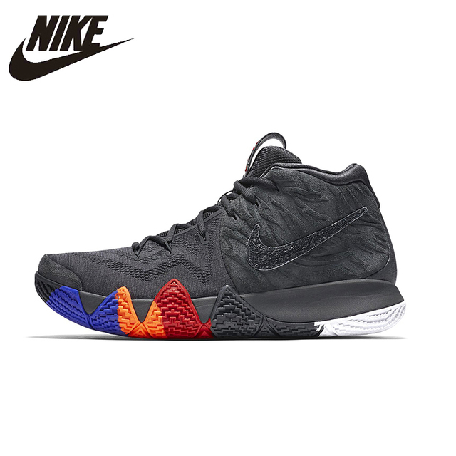 d603f8c1abd NIKE KYRIE 4 EP Original Mens Basketball Shoes Breathable Height Increasing  Stability Support Sports Sneakers For Men Shoes
